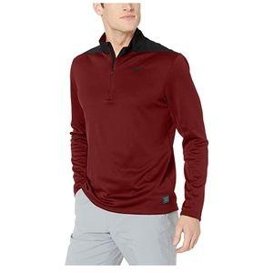 Nike | Men's Nike Golf Half Zip Top